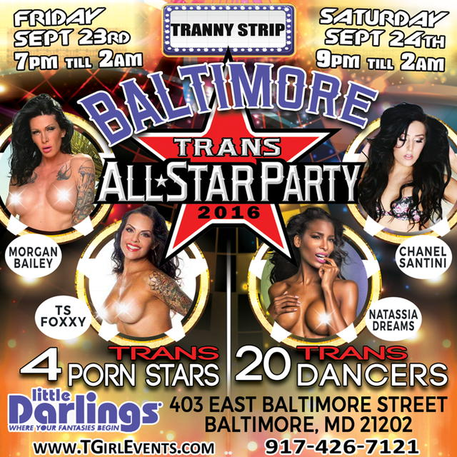Trans All-Star Party