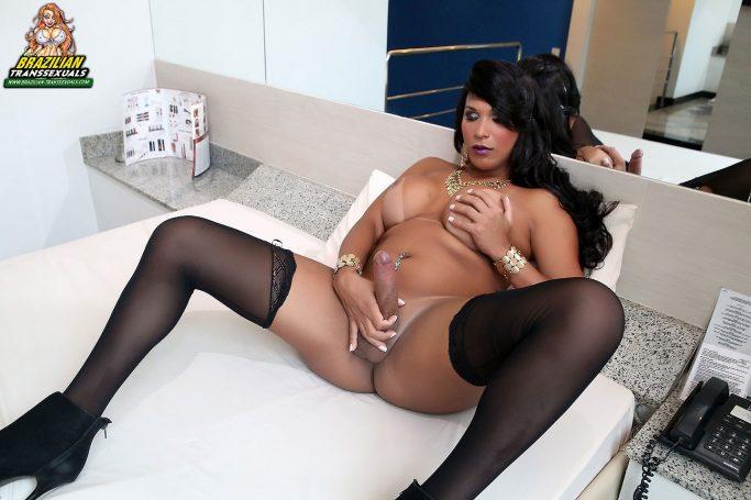 Manuh Oliveira Brazilian Transsexuals