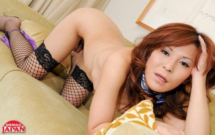 Miwa Shiraishi Shemale Japan