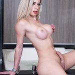 Nathalia Castro Franks TGirl World