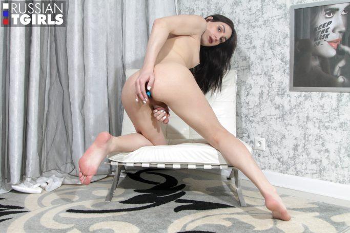 Nastya Romanova Russian TGirls