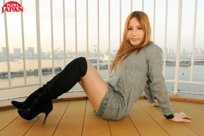 Yuna Momose TGirl Japan