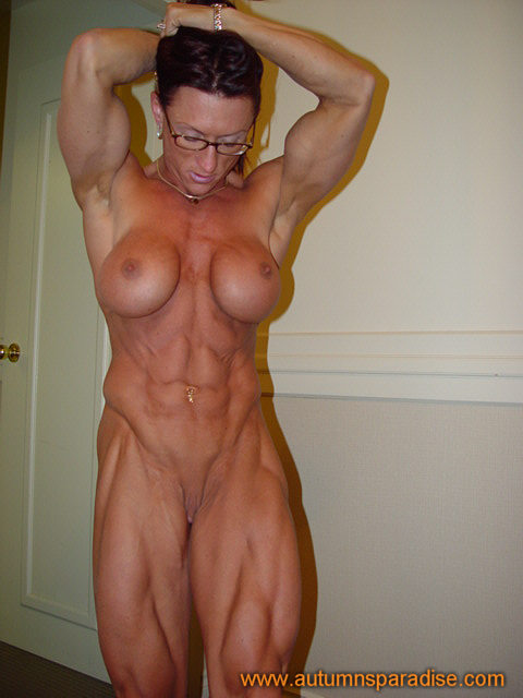Nude girls on steroids are