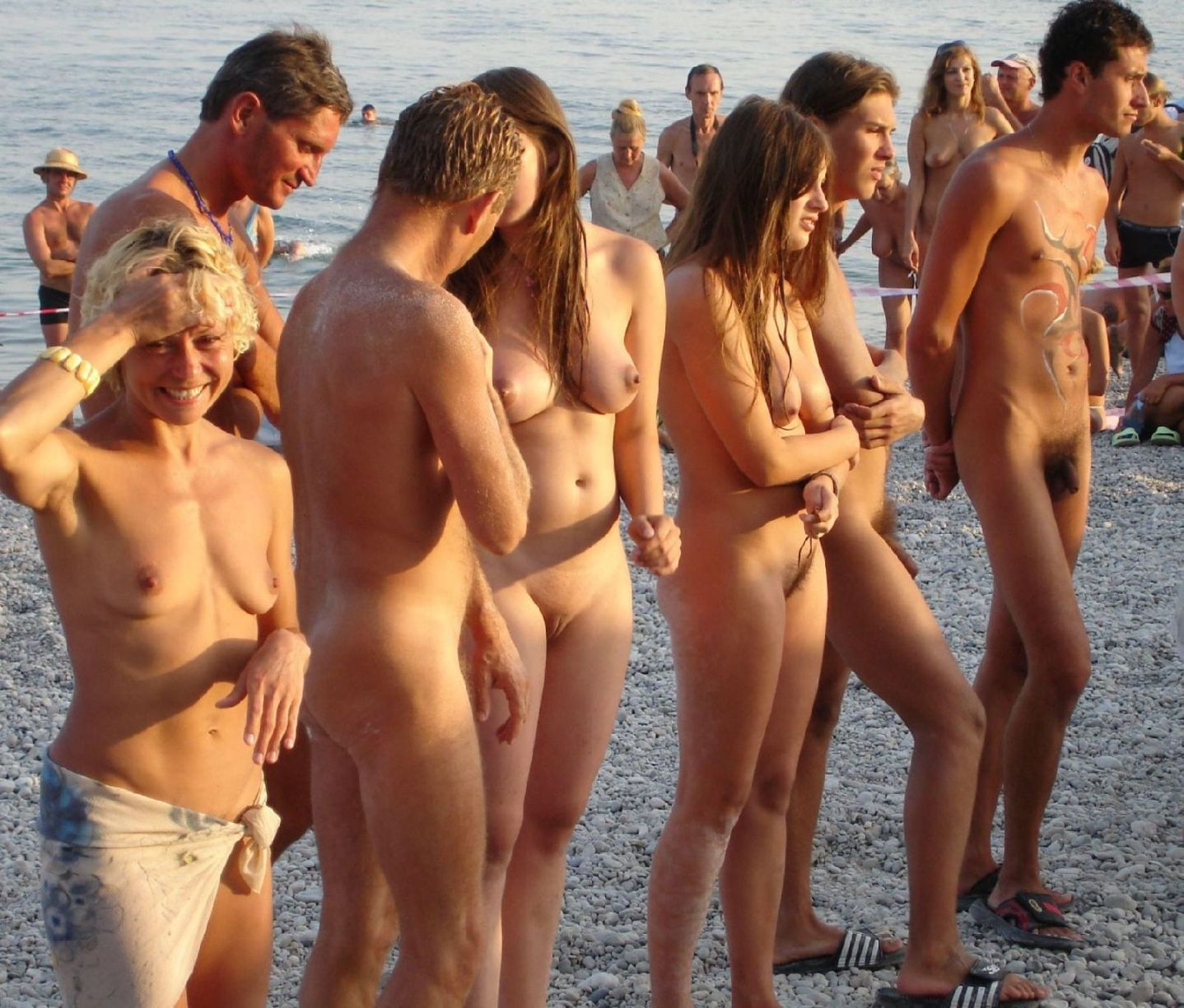 Naked natural girls nude beach agree, useful