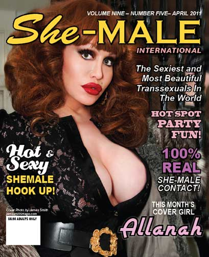 Magazine Shemale 110